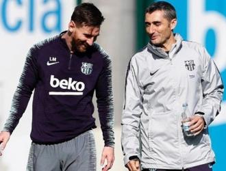 Messi mandó un sentido mensaje a Valverde/ Foto Cortesía