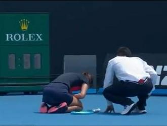 Jakupovic se retira de encuentro en Open de Australia / Foto: Cortesía