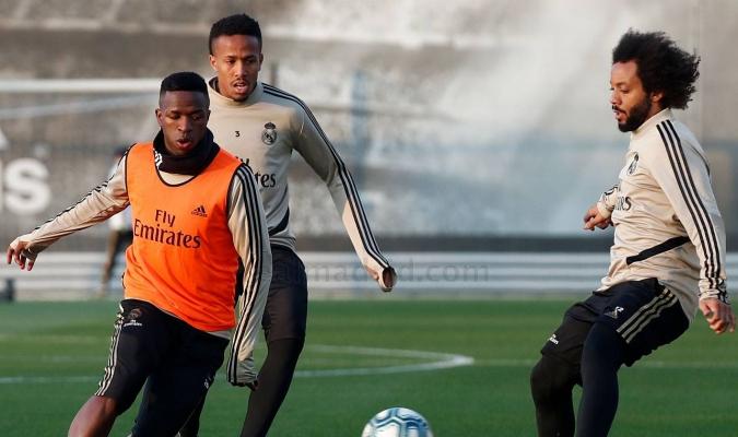 Real Madrid en entrenamientos / Foto: Cortesía