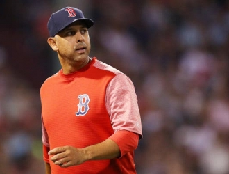 Alex Cora se distancia de los Medias Rojas de Boston / Foto: Cortesía