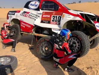 Alonso no sufrió lesiones mayores tras el accidente / Foto: Cortesía