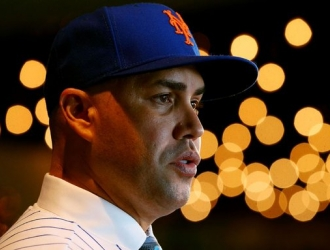 Beltrán fue anunciado como manager de los mets para esta temporada / Foto: Cortesía