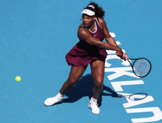 Serena Williams participará a Copa Confederación / Foto Cortesía