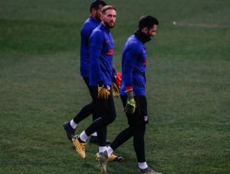 Oblak y Monteiro se encuentran listos para la Liga / Foto Cortesía