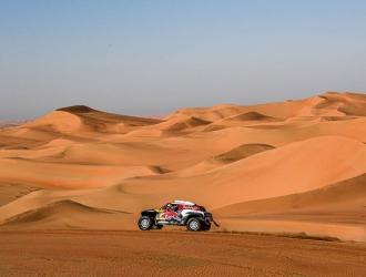 Peterhansel se llevó la penúltima etapa del Dakar / Foto: Cortesía