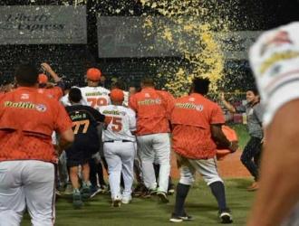 Caribes ganó los cuatro juegos  / Foto: Cortesía