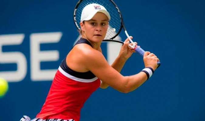 Ambas tenistas van por la gloria / Foto: Referencial