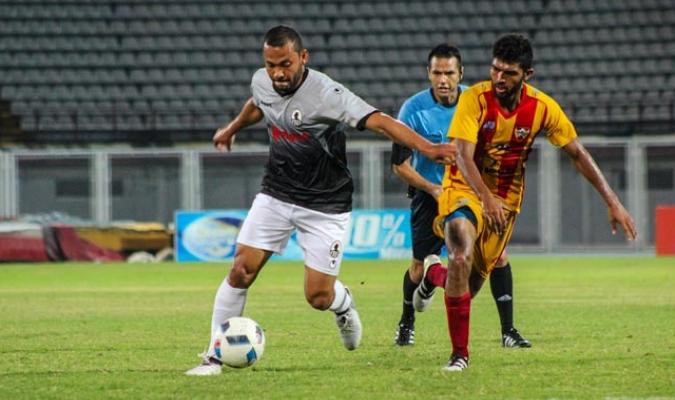 El delantero brilló con el Zamora FC || Foto: Cortesía