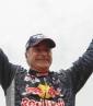 Sainz ganó su tercer titulo en el Dakar / Foto: Cortesía