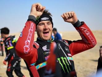 Brabec ganó por primera vez el Dakar / Foto: Cortesía