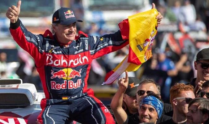 El español se aseguró el título pese a caer en la última etapa del evento/ Fotos EFE