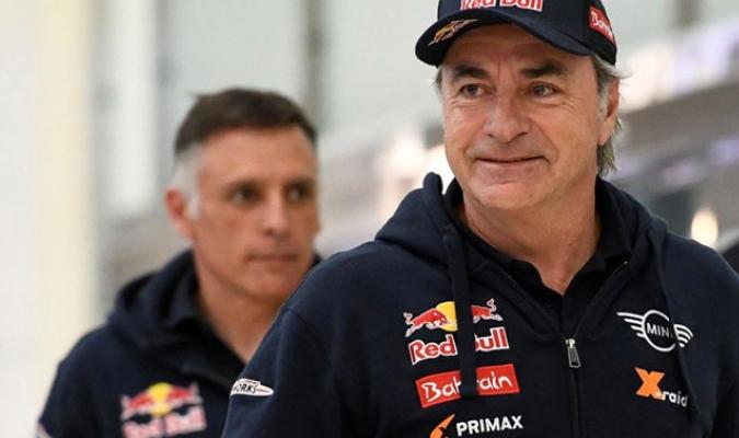 El español ganó su tercer Dakar/ Foto EFE