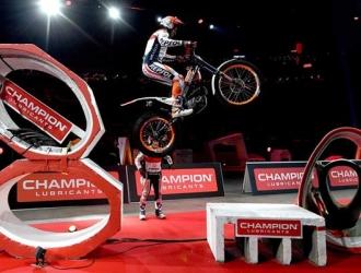 El español dominó la competición / Foto: EFE