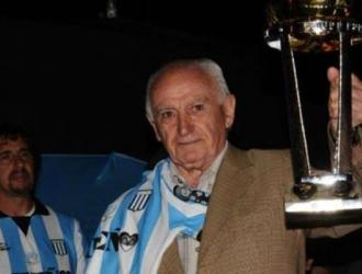 El ex futbolista es muy querido en el club / Foto: Cortesía