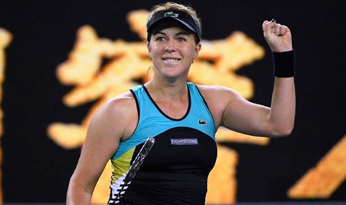 Pavlyuchenkova sigue firme en el torneo/ Foto AP