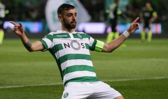Fernandes viene de jugar para Sporting de Lisboa / Foto: Cortesía
