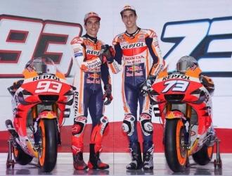 Alex y Marc Márquez conformaran el nuevo equipo de Honda / Foto @box_repsol