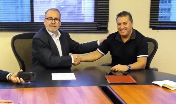 Peseiro es oficialmente el técnico de la Vinotinto/ Foto @FVF_Oficial