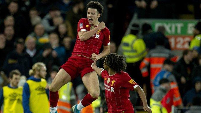 Liverpool jugó con juveniles / Foto: Cortesía