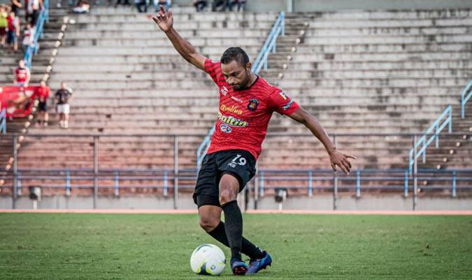 Colmenarez jugó casi 50 partidos en el Caracas || Foto: Cortesía