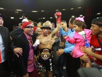 Concepción ganó en su natal Panamá / Foto: Cortesía