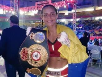 Rivas es la nueva campeona de la categoría  Foto: Cortesía