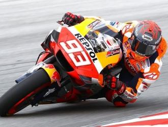 Márquez mejora de su hombro derecho / Foto: Cortesía