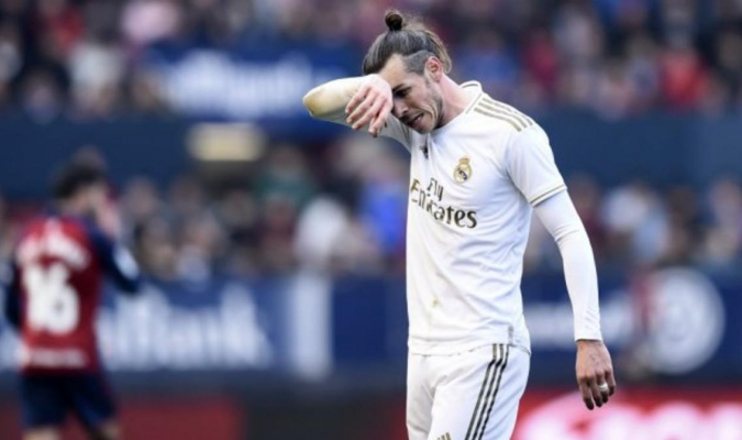 Bale sufre esguince en dedo meñique / Foto: Cortesía