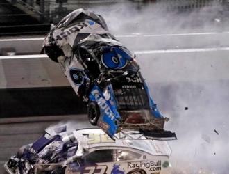 Es el tercer triunfo de Hamlin en Daytona / Foto: Cortesía