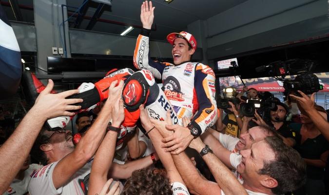 Márquez amplió su contrato dos años más / Foto: Cortesía