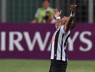 Otero marcó pero no fue suficiente / Foto: Cortesía