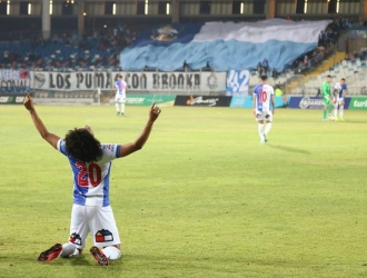 Bello marcó gol al minuto 67 del encuentro / Foto: Cortesía