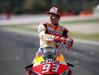Márquez continúa trabajando para ganar la competencia en Catar / Foto: Cortesía