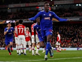 El Arabi fulminó a Arsenal en la prórroga / Foto: Cortesía