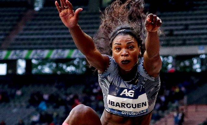 Ibargüen es la campeona olímpica vigente / Foto: Cortesía
