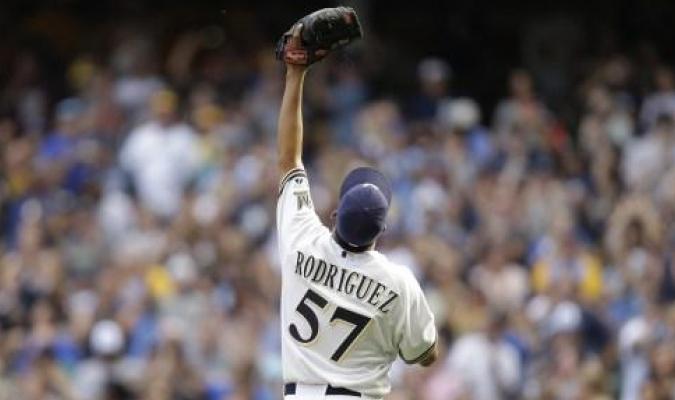 Rodríguez pasó cinco temporadas con Milwaukee / Foto: Cortesía