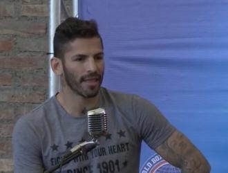 Linares peleará ante Ryan García / Foto: WBA Boxing