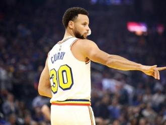 Curry volvió a las canchas tras fracturarse la mano / Foto: Cortesía