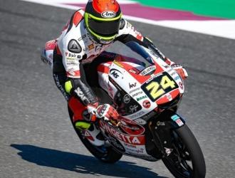 Suzuki se quedó con la 'pole' con un tiempo de 2:04.815/ Foto motogp.com