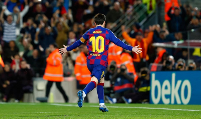 El argentino marcó de penal el único tanto del partido/ Fotos AP