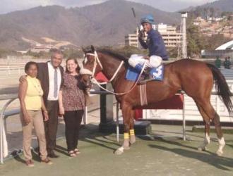 Princess Fénix ganó / Foto: Cortesía