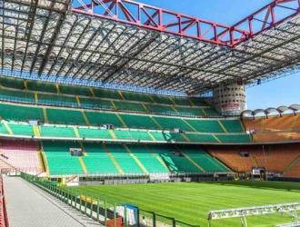 El Giuseppe Meazza será el escenario del partido/ Foto Cortesía