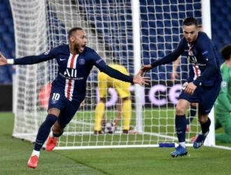 Neymar marcó en la ida y en la vuelta / Foto: Cortesía