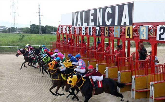 Las carreras se realizarán pero sin público / Foto: Cortesía
