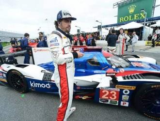 Alonso participará en esta edición de la prueba/ Foto Cortesía
