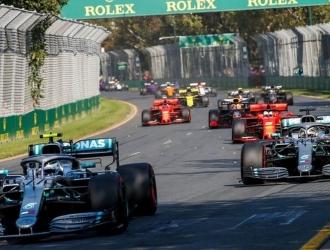 Fórmula Uno empieza en algún momento / Foto: Cortesía