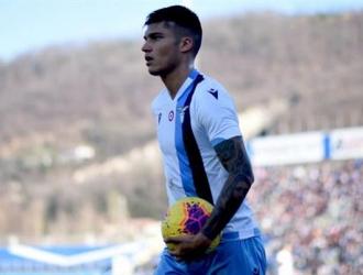 Correa vive un gran momento con la Lazio/ Foto Cortesía