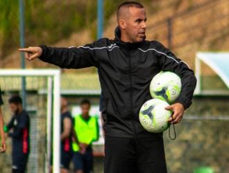 Meléndez es el técnico del cuadro nacional || Foto: Cortesía