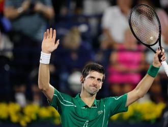 Djokovic considera correcta la decisión del COI / Foto: Cortesía