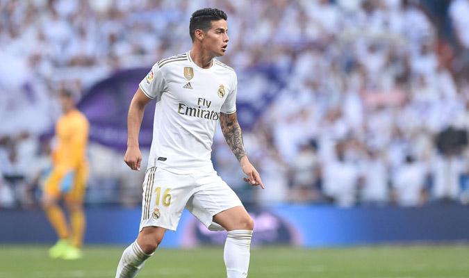 James saldría por un buen precio del Madrid/ Foto Cortesía